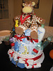 Diaper cake for Arri