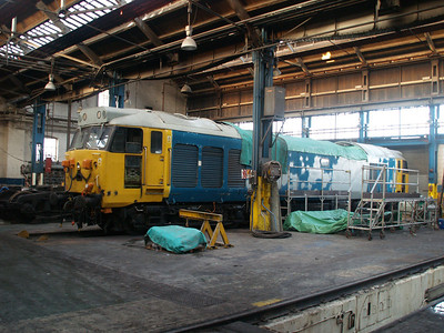 uid Class 50 inside the Factory.