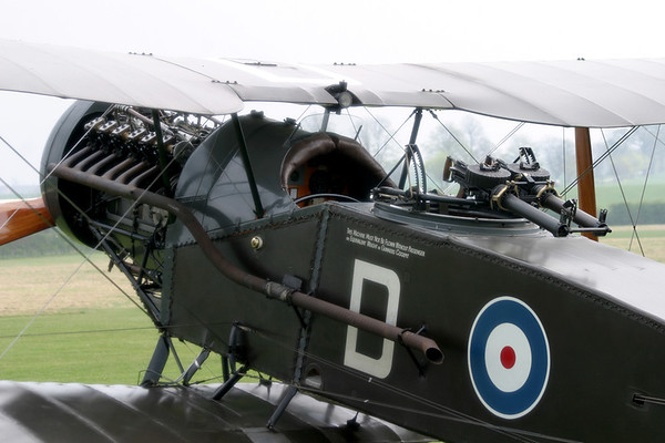 Old Warden : 17th April