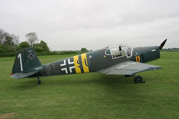 Old Warden : 5th May