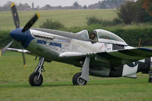 Old Warden : 7th October