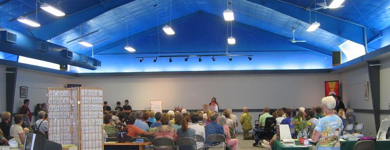 Our Church has a Home - August 2007