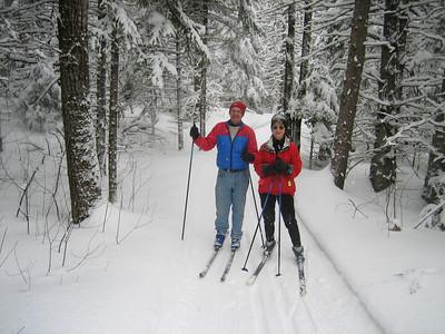 POWDERHORN SKI TRIP, MARCH 1-4, 2007