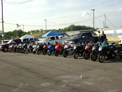 Pacesetters @ Race Track