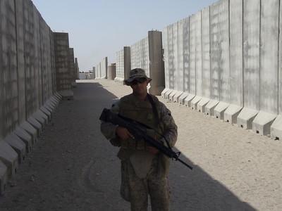 the perimeter...