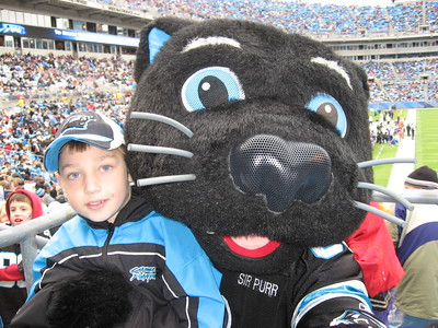 I love little PantherFanz!!