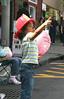 Kiara Melendez enjoys the 30th Annual Spirit of Beacon Day Parade and Festival on Main Street in Beacon, New York, held September 30, 2007. Chuck Stewart, Jr./ HUDSON VALLEY PRESS