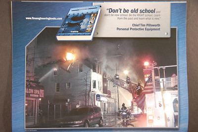Fire Engineering Calendar - 2008
