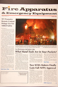 Fire Apparatus Magazine - October 2007