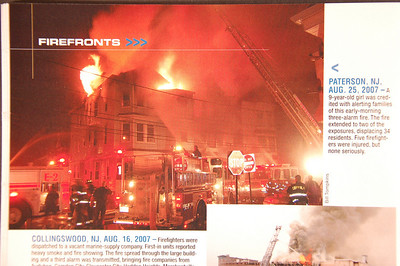 Firehouse Magazine - October 2007