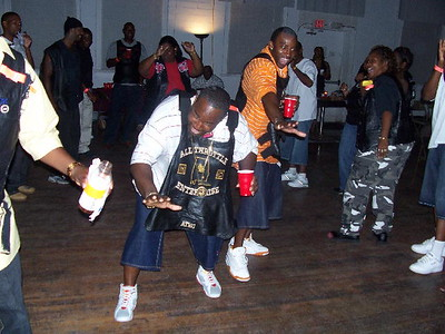 Pensacola,FL Chapter @ Kreeperz MC 5th Annual Party
