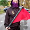 Ninja Flag!