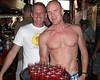 Ben Hadsock & Dan McLaughlin selling Shooters