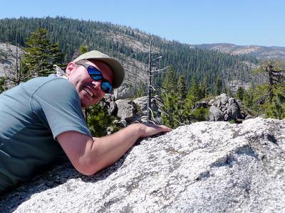 Mike ON Eagle Peak