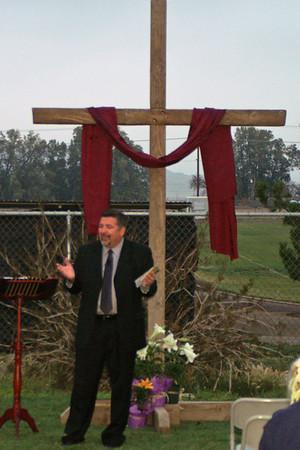 Resurrection Service 07