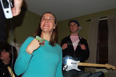 Marcella and Adam Post-Rockin'