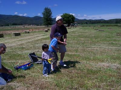 Rocket Day Southern Oregon June 2007