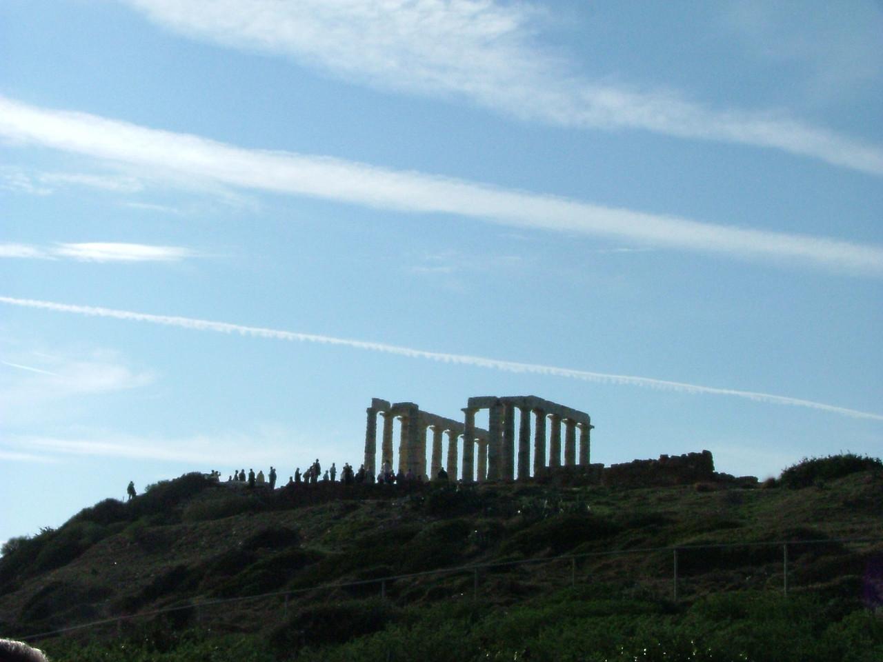 Temple of Poseidon