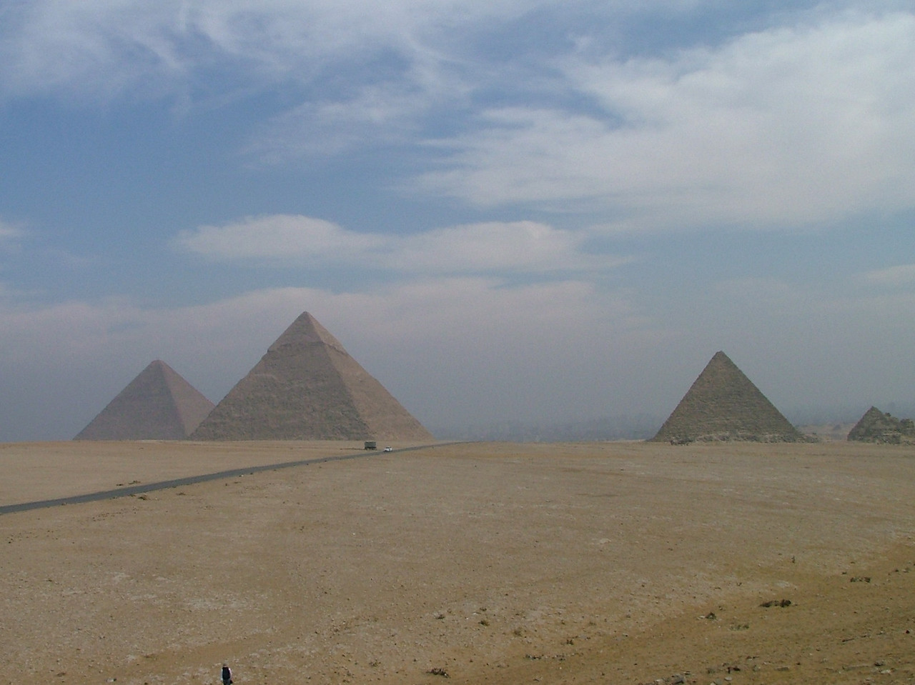 The Great Pyramids!!!