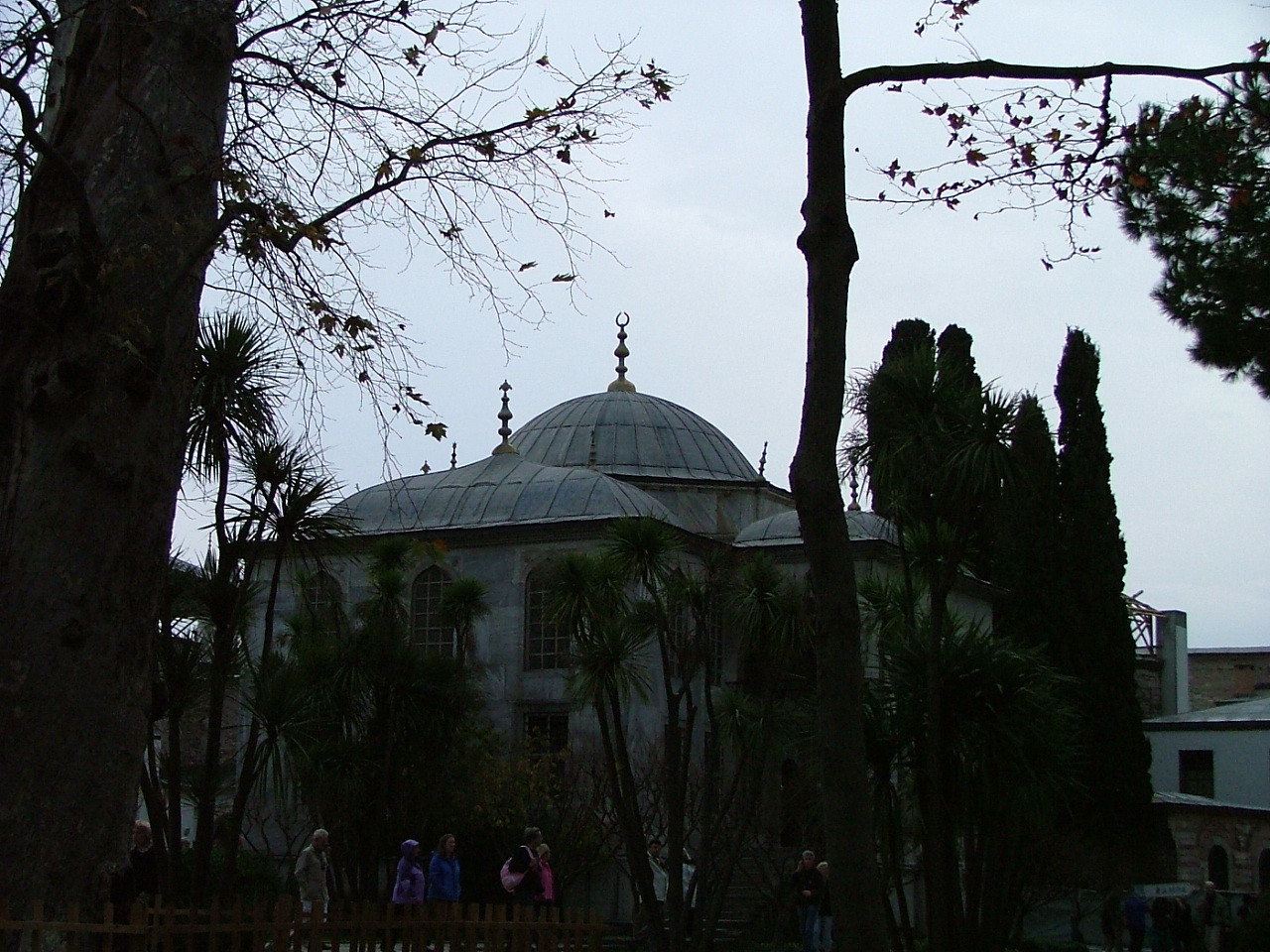 Topkapi Palace Museum - former palace of the Ottoman sultans
