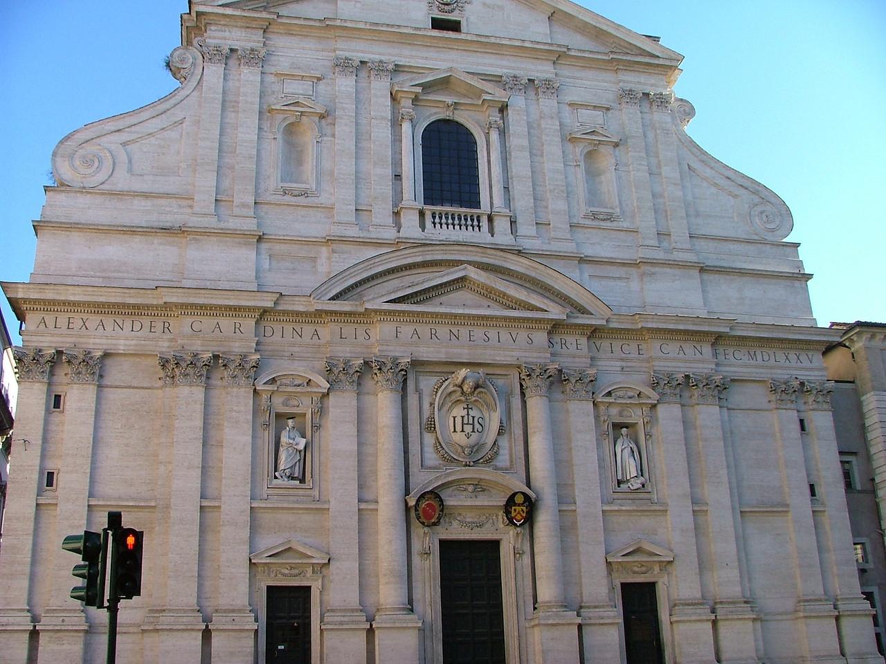 Gesu Church