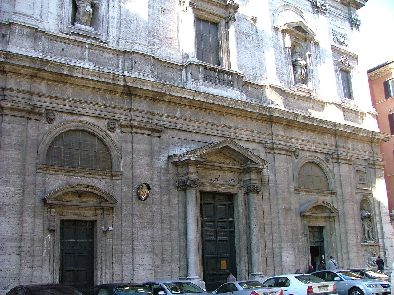 Church of San Luigi dei Francesi