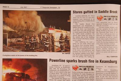 1st Responder Newspaper - July 2007