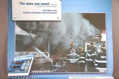Fire Engineering Calendar - 2008