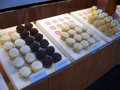 Kara's Cupcakes, in Ghiradelli Square