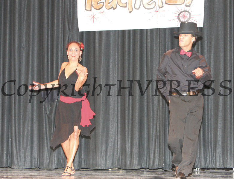 Miriam Arroyo dancer
