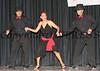 Miriam Arroyo dancers