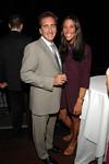 Bradford Rand & the lovely Melissa Rosenberg