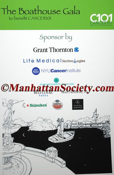 Cancer 101: The Boathouse Gala