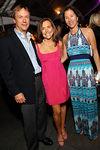 Jay Rockefeller, Allison Rockefeller & Jill Roosevelt