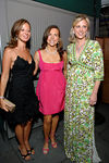 Michelle Smith, Allison Rockefeller and Cynthia Lufkin