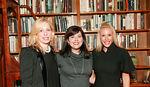 Heidi Michitsch, Mari Terese Dubois and Amy Phelan