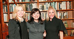 Heidi Mikich, Mari Terese Dubois and Amy Phelan