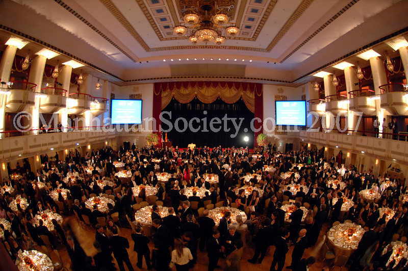 Spain-US Chamber of Commerce Annual Gala at the Waldorf Astoria