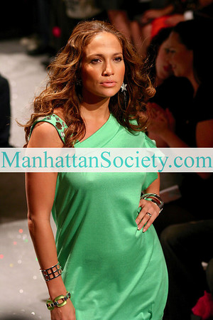 The JustSweet Spring 2008 Fashion Show (by Jennifer Lopez J. Lo).