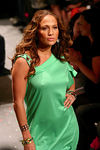"NEW YORK, NY - September 11:  Jennifer Lopez at The JustSweet Spring 2008 Fashion Show (by Jennifer Lopez J. Lo) at EyeBeam, 540 W21st St on September 11, 2007 in NEW YORK, NY.  (Photo: ManhattanSociety.com by Steve Mack)  Note: These images are are available for licensing through <a target=""_blank"" title=""Licensing through The Everett Collection"" href=""http://www.everettcollection.com"">The Everett Collection</font></a>."