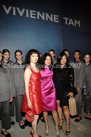The Opening of VIVIENNE TAM's New SOHO Store and Spring 2008 Collection Presentation Sponsored by Veuve Clicquot