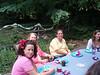 Elaine, Mrs. Robertson, Cheryl, & Sibyl