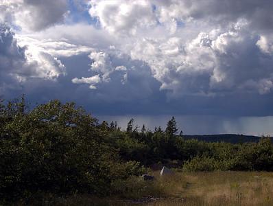 Skies - Halifax - August 2007