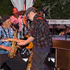 044 - Charles Neville and Makuni Fukuda with Willie Green and Michael Goods - Red Butte Gardens - 13 Jul 07