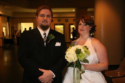 Spencer and Jennifer's Wedding 12.27.2007