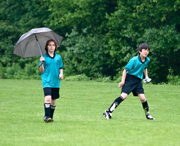 Spring Soccer, June 2007