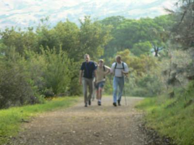 Spring hike 2007