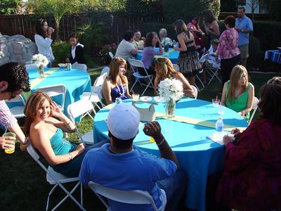 Ashley's Graduation Party