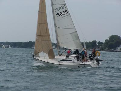 St Clair River Race