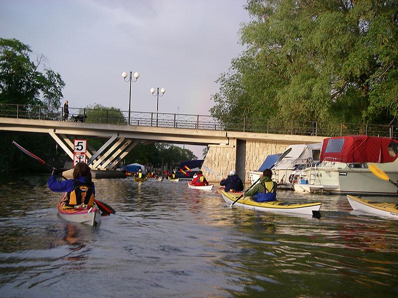 Kanalen vid långholmen